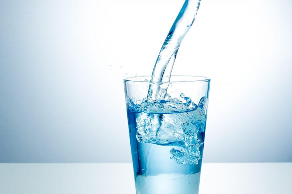 Drinkable Water Saved